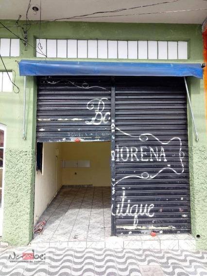 Salão Para Alugar, 35 M² Por R$ 1.700/mês - Vila Ré - São Paulo/sp - Sl0052