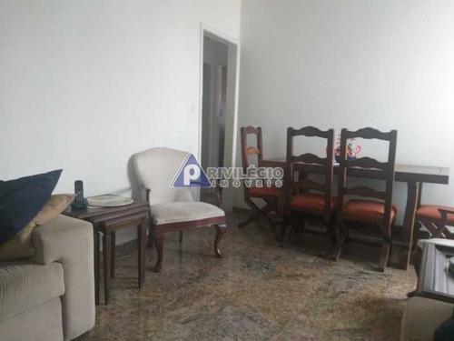 Imagem 1 de 19 de Apartamento À Venda, 2 Quartos, 1 Vaga, Leblon - Rio De Janeiro/rj - 1627