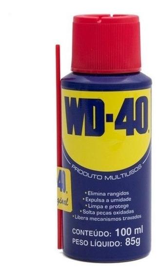 Óleo Lubrificante Spray Tradicional 100 Ml Wd-40
