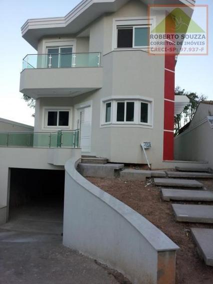 Casa Em Condomínio Para Venda Em Mogi Das Cruzes, Cidade Parquelandia, 3 Dormitórios, 3 Suítes, 6 Vagas - 00538