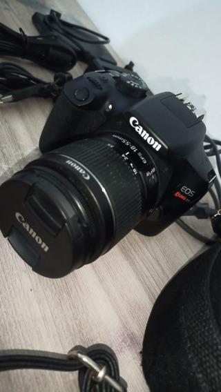 Câmera Canon T6 + Extras (estado De Novo)