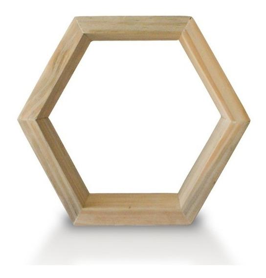 Estante Hexagonal 20x24x8
