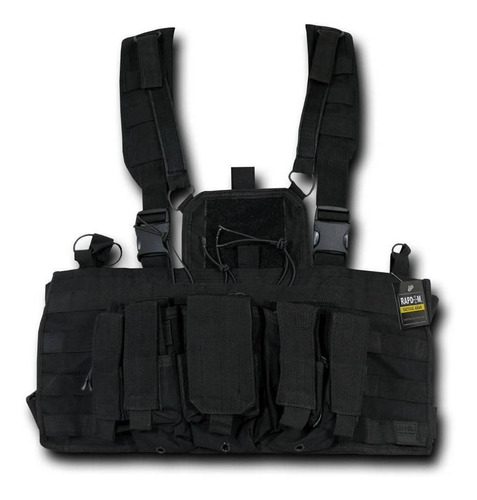 Chaleco Rapid Dominance Porta Proveedor Molle Chest Rigt600