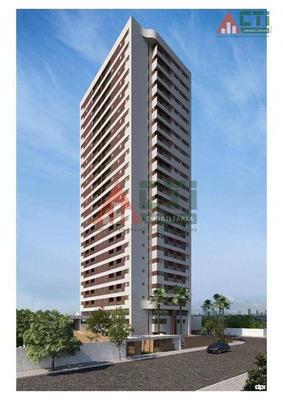 Lançamento À Venda, Iputinga, Recife. - Ap0515
