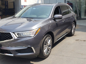 Acura Mdx 3.5 Sh-awd At 2017 Gris $630,000.00