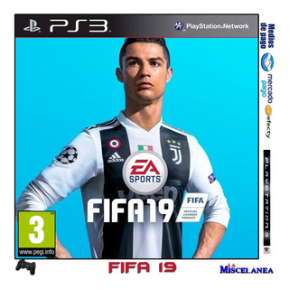 Fifa 19 Ps3 Digital