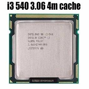 Processador Socket 1156 Intel Core I3 - 540. Envio Td.brasil