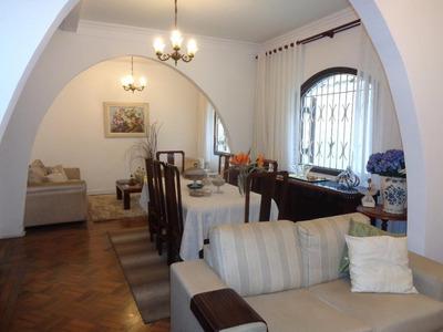 Casa Em Centro, São Vicente/sp De 280m² 4 Quartos À Venda Por R$ 2.500.000,01 - Ca152096