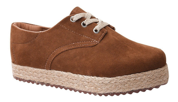 Tênis Oxford Adulto Ester Comfort Ref.:1692mr