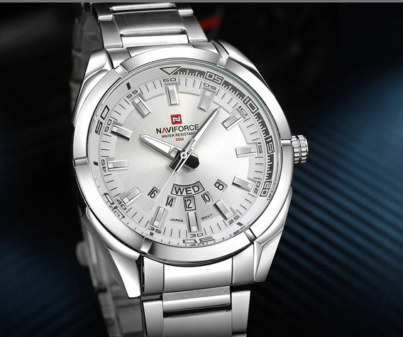 Relógio Naviforce Nf 9038 Original