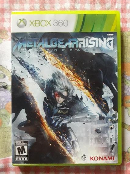 Metal Gear Rising Revengeance Xbox 360 Português