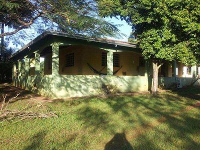 Sítio Com 3 Dorms, Casa Nova, Capela Do Alto - R$ 1.750.000,00, 110m² - Codigo: 8487 - V8487