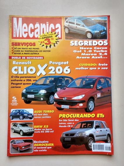 Revista Oficina Mecânica 164 Audi Democrata Clio Peugeot 064