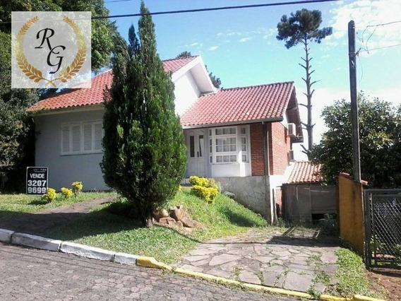 Casa Residencial À Venda, São Lucas, Viamão. - Ca0095