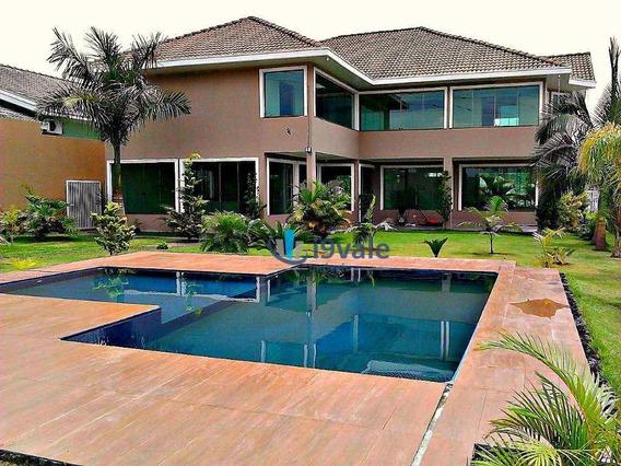 Casa Com 4 Suites Locação E Venda- Urbanova - São José Dos Campos/sp - Ca0300