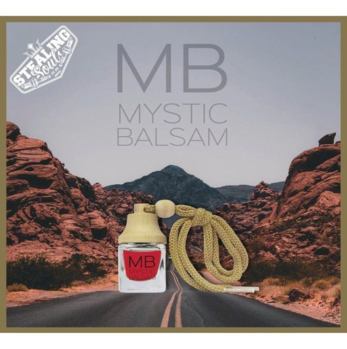 Mb Mystic Balsam | Frutos Rojos | 8ml | Perfume / Fragancia