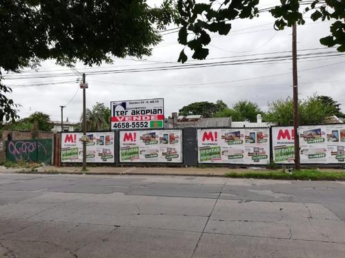 Imagen 1 de 3 de Terreno De 1295 M² En Venta En Villa Sarmiento
