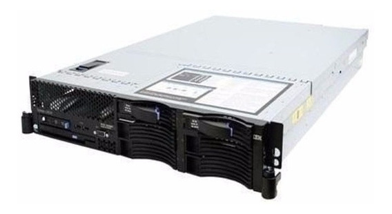 Servidor Ibm X3650 Trilhos 2 Dual Core 1hds Sas 72gb 2gb