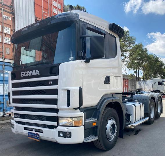 Scania R420 6x2 2007