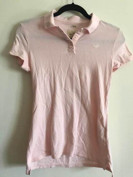 Camisa Polo Mujer/ Niña Hollister Original Preloved Luxury