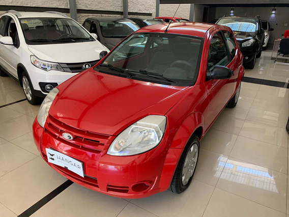 Ford Ka 1.0 Fly Plus 2009 100% Financiado -permuto