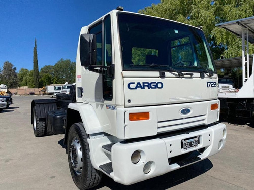 Ford Cargo 1722 2007 Ch Med Y  Plato 240.000km Rentaltrucks