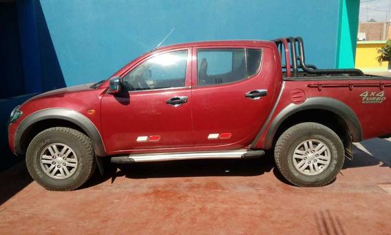Mitsubichi L200 4x4 Motor Nuevo