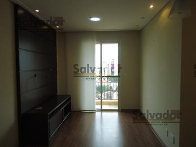 Apartamento Para Venda, 2 Dormitórios, Vila Gumercindo - São Paulo - 7626