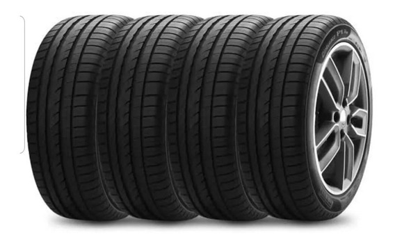 Jogo Com 4 Pneus 205 40 17 Pirelli P1 Plus Frete Gratis
