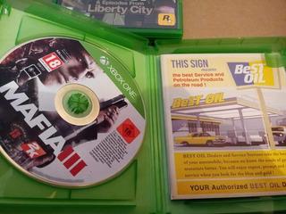 Juegos Para Xbox One (3)Mafia Iii Minecraft 2k18
