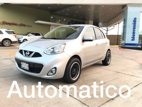 Nissan March 1.6 Advance Navi Mt 2014
