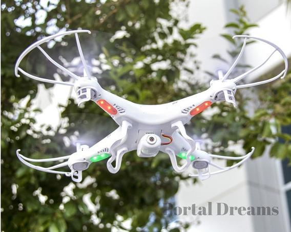 Drone Rc Quadcopter De 6 Eixos Com Acessórios Videos