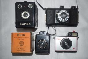 4 Belas Máquinas Fotográficas Dfv Kapsa Flika Plik Tuka