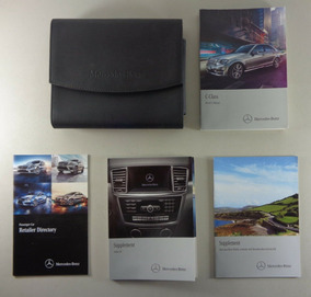 Manual Mercedes Benz W204 C180 C200 C230 C280 C350