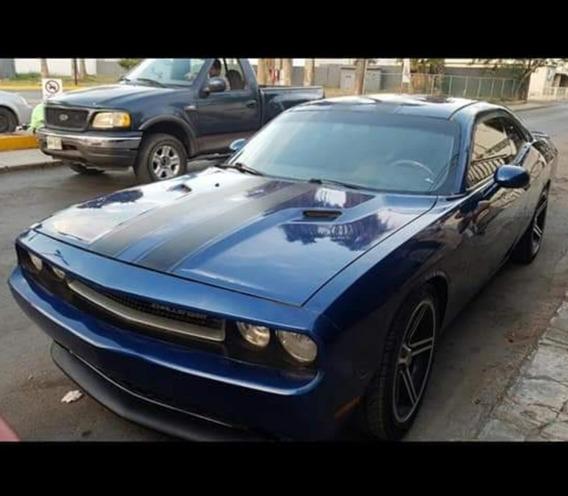 Dodge Challenger 2010 5.7 Rt Mt