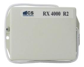Receptor 433,92mhz Learn.code Rx4000 R2 Cs 2 Canais