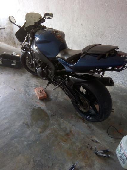 Yamaha Yzf 98-03
