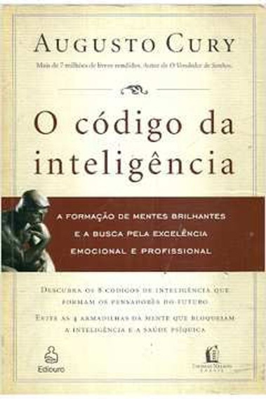 O Código Da Inteligência Cury, Augusto
