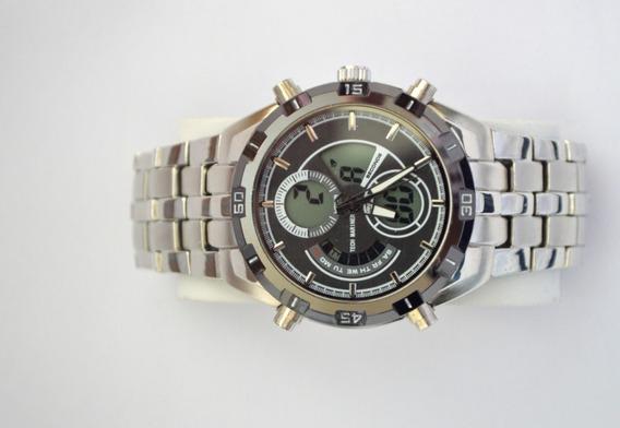 Relógio A Prova Dágua Original Masculino Tech Mariner