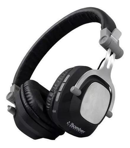 Fone De Ouvido Bluetooth Bomber Quake Hb11 Headphone