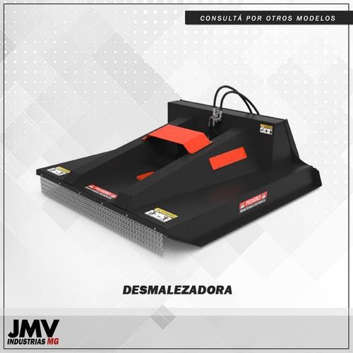 Implemento Jmv Desmalezador Dz150 Para Minicargadora.