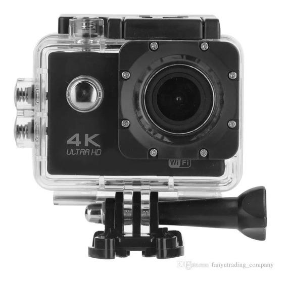 Câmera 4k Sports Ultra Hd Dv H.264 A Prova D