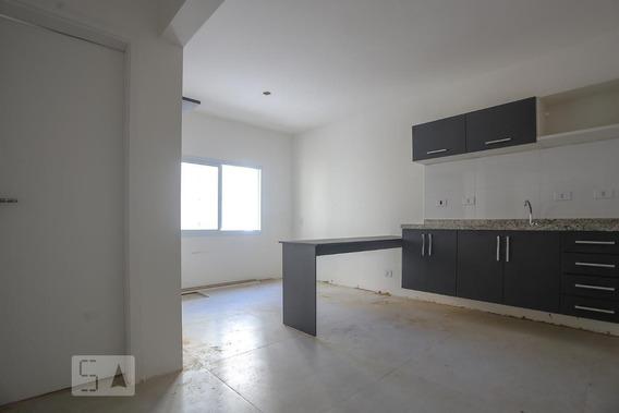 Apartamento No 6º Andar Com 1 Dormitório - Id: 892945476 - 245476