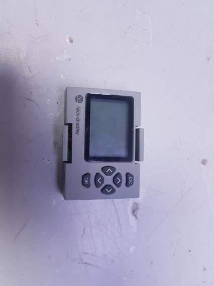 Display Keypad Allen Bradley 2080 Lcd Micro 810 Clp