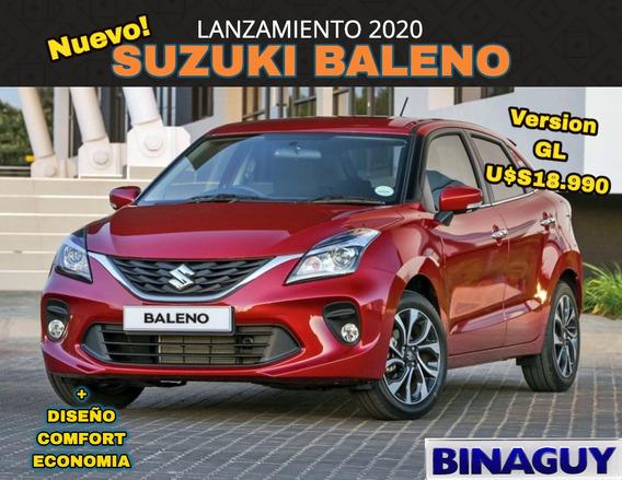 Suzuki Baleno Gl / 0 K.m. / 2020 / Permuto Y Financio!