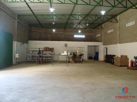 Galpão Para Locação Em Cariacica, Itanguá - 30035