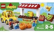 Lego - Mercado De La Granja