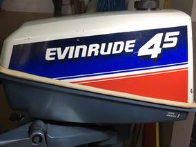 Motor Fuera De Borda Evinrude 4.5 Hp