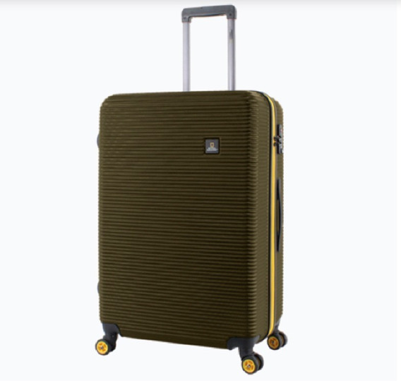 Valija Cabina National Geographic Abroad - Abs - Colores