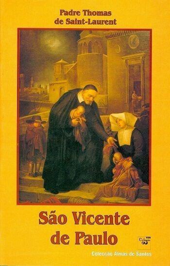 Livro São Vicente De Paulo
